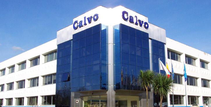 Grupo Calvo integra sus operaciones industriales en España