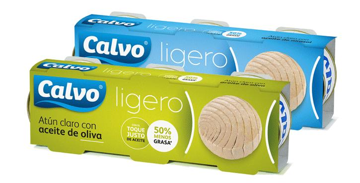 Atún claro Calvo Ligero, una de las diez innovaciones en alimentación más exitosas de 2016