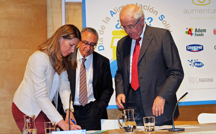 Grupo Calvo colabora con los Bancos de Alimentos de España