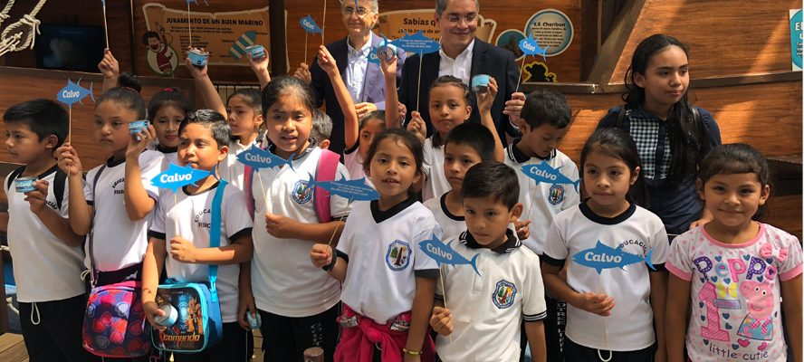 Grupo Calvo conmemora el Día Mundial del Atún