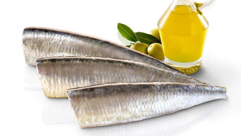 Grupo Calvo producto sardina