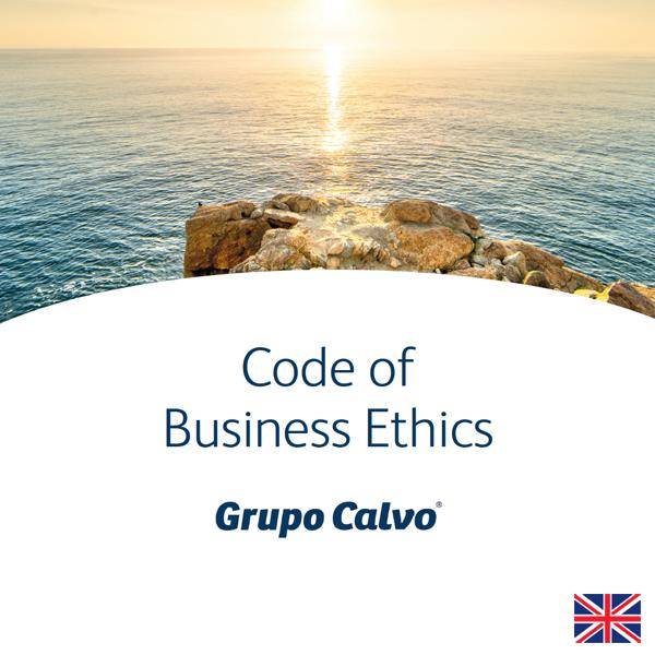 Grupo Calvo Code odf Business Ethics