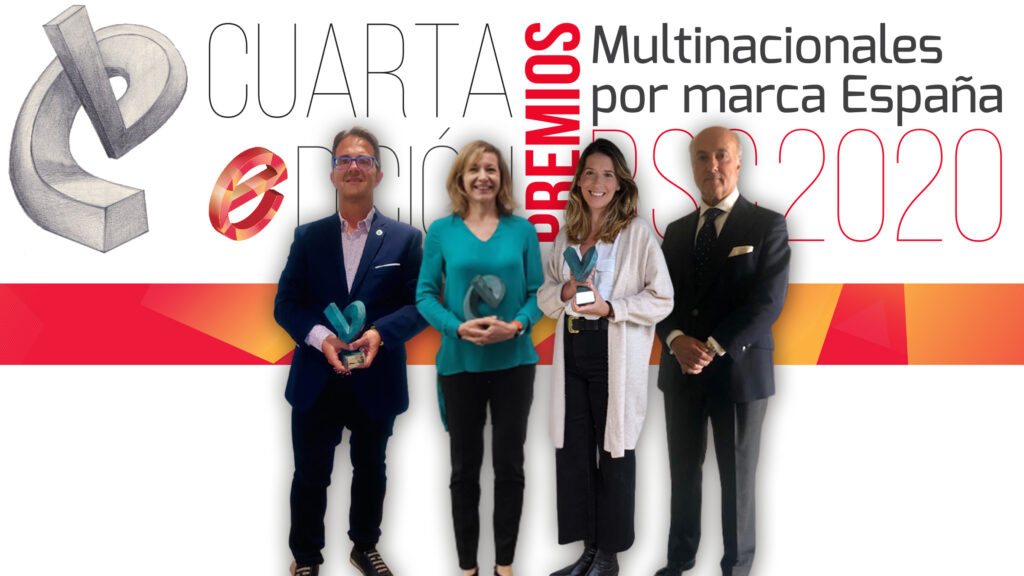 Multinationals for the Spain Brand CSR Awards
