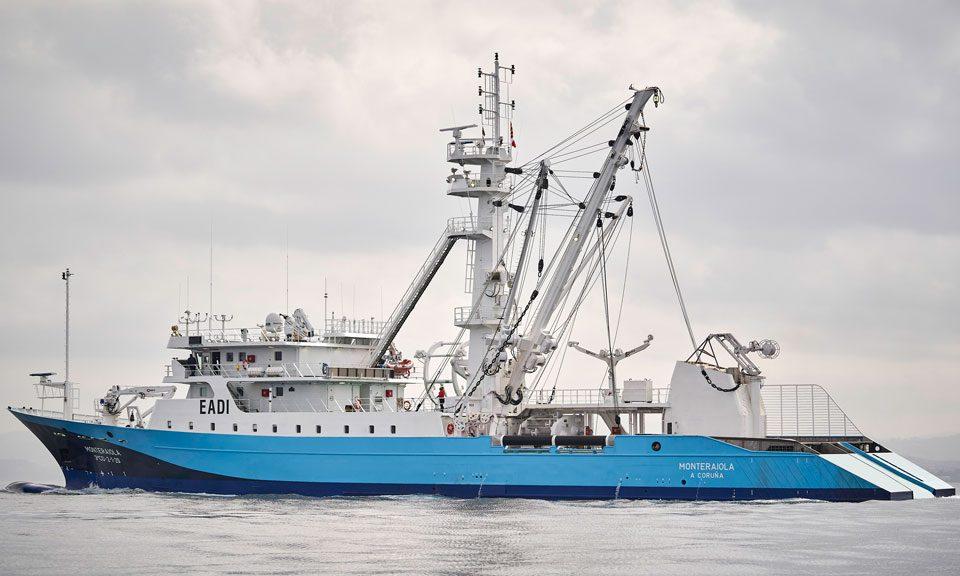 Grupo Calvo Flota Monteraiola