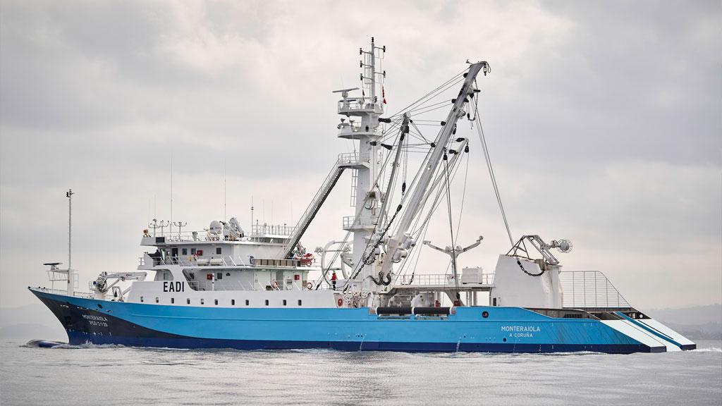 Calvo Group Fleet Monteraiola
